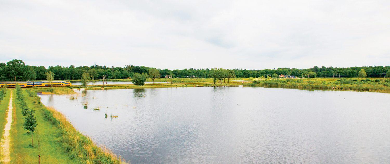 Urban Wetland, Kristalbad in Enschede.