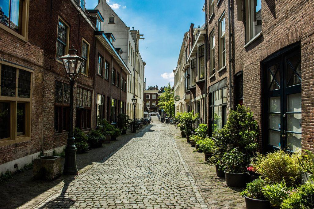De groenste straat van Overijssel