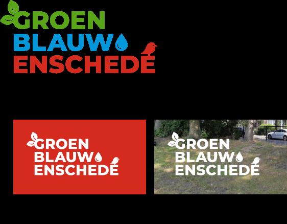 Logo GroenBlauw Enschede